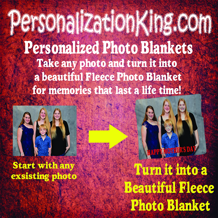 Photo Throw Blankets