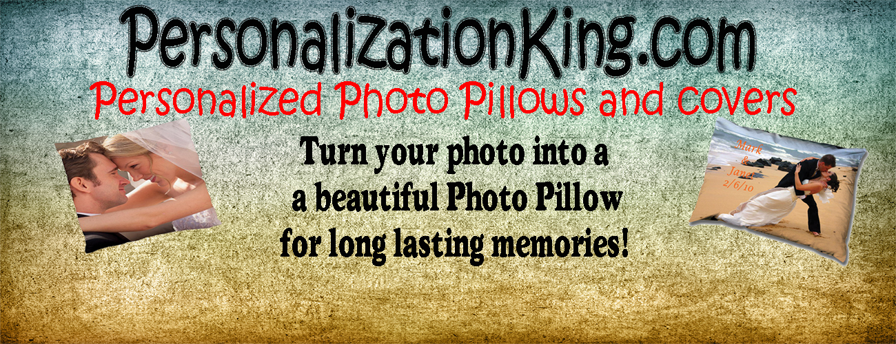 Photo Pillows and Pillow Covers